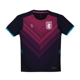 Aston Villa Third Shirt 2018-19 - Kids with Abraham 18 printing