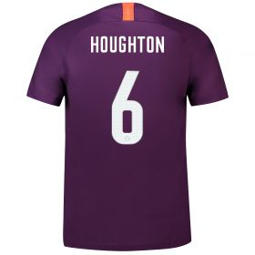 Manchester City Third Cup Stadium Shirt 2018-19 - Kids with Houghton 6 printing