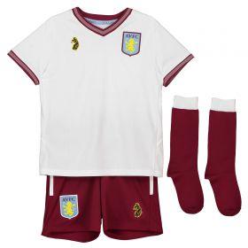 Aston Villa Away Infant Kit 2018-19