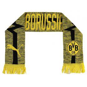 BVB Fan Scarf - Yellow
