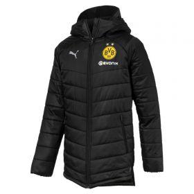 BVB Training Bench Jacket - Black