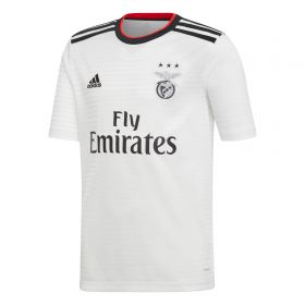 Benfica Away Shirt 2018-19 - Kids