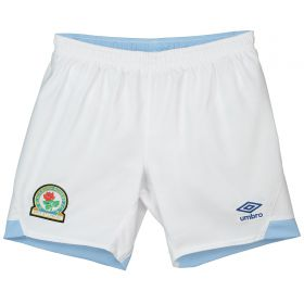 Blackburn Rovers Home Shorts 2018-19 - Kids