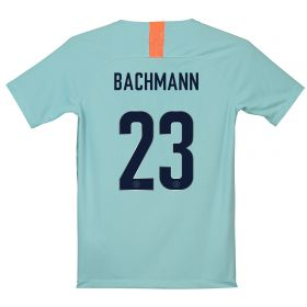 Chelsea Third Cup Stadium Shirt 2018-19 - Kids with Bachmann 23 printing