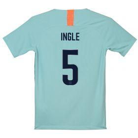 Chelsea Third Cup Stadium Shirt 2018-19 - Kids with Ingle 5 printing