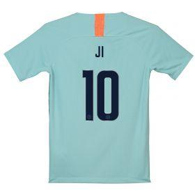 Chelsea Third Cup Stadium Shirt 2018-19 - Kids with Ji 10 printing