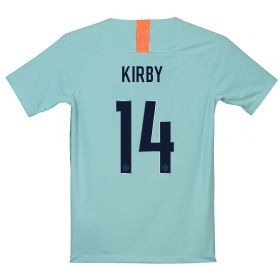 Chelsea Third Cup Stadium Shirt 2018-19 - Kids with Kirby 14 printing