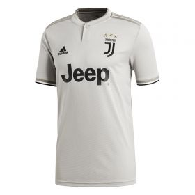 Juventus Away Shirt 2018-19 with Ronaldo 7 printing