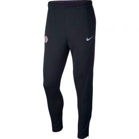 Manchester City Squad Track Pants - Black