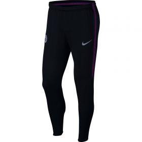 Manchester City Squad Training Pant - Black