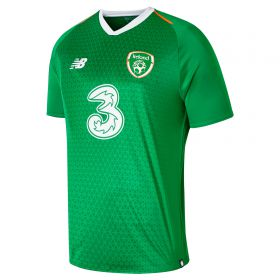 Republic of Ireland Home Shirt 2018-19