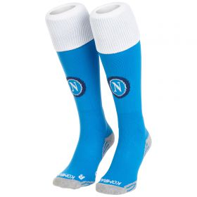 SSC Napoli Home Socks 2018-19