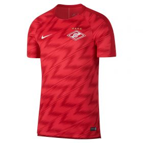 Spartak Moscow Pre-Match Top - Red