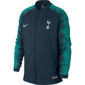 Tottenham Hotspur Anthem Jacket - Navy - Kids