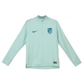 Atlético de Madrid Squad Drill Top - Green - Kids