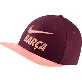 Barcelona Pro Pride Cap - Maroon