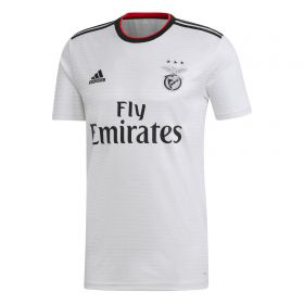 Benfica Away Shirt 2018-19