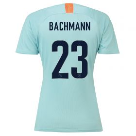 Chelsea Third Cup Stadium Shirt 2018-19 - Womens with Bachmann 23 printing