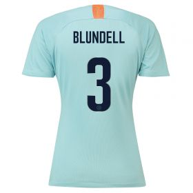 Chelsea Third Cup Stadium Shirt 2018-19 - Womens with Blundell 3 printing