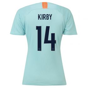 Chelsea Third Cup Stadium Shirt 2018-19 - Womens with Kirby 14 printing