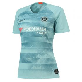 Chelsea Third Stadium Shirt 2018-19 - Womens with Marcos A. 3 printing