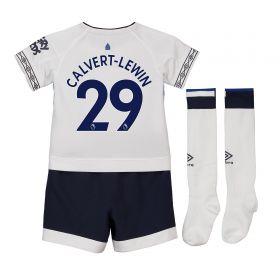 Everton Third Infant Kit 2018-19 with Calvert-Lewin 29 printing