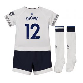 Everton Third Infant Kit 2018-19 with Digne 12 printing