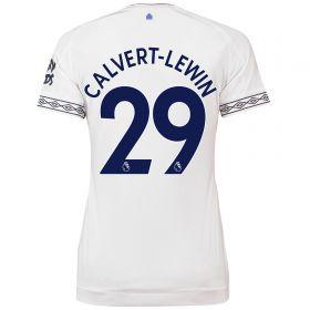 Everton Third Shirt 2018-19 - Womens with Calvert-Lewin 29 printing