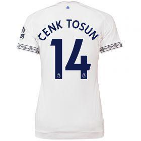 Everton Third Shirt 2018-19 - Womens with Cenk Tosun 14 printing