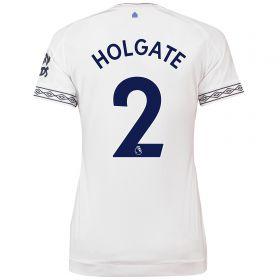 Everton Third Shirt 2018-19 - Womens with Holgate 2 printing