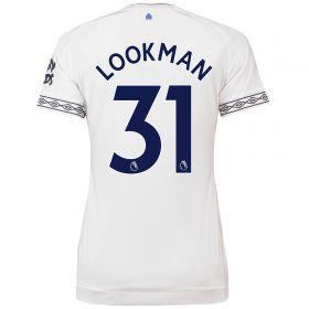 Everton Third Shirt 2018-19 - Womens with Lookman 31 printing