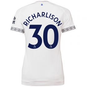 Everton Third Shirt 2018-19 - Womens with Richarlison 30 printing