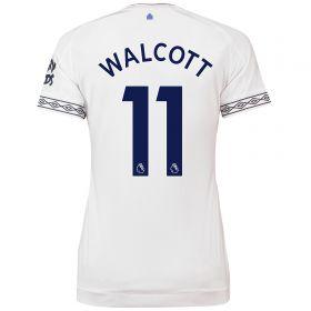 Everton Third Shirt 2018-19 - Womens with Walcott 11 printing