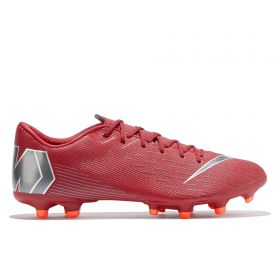 Nike Mercurial Vapor 12 Academy Multi-Ground Football Boots - Red