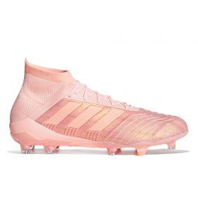 adidas Predator 18.1 Firm Ground Football Boots - Orange