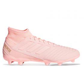 adidas Predator 18.3 Firm Ground Football Boots - Orange