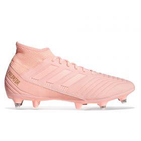 adidas Predator 18.3 Soft Ground Football Boots - Orange