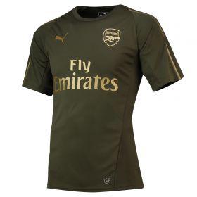 Arsenal Training Jersey - Green