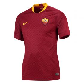 AS Roma Home Stadium Shirt 2018-19 - Womens with De Rossi 16 printing