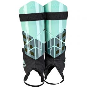 adidas X Club Shinguards - Green