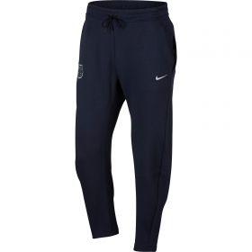Barcelona Authentic Tech Fleece Pant - Dark Blue