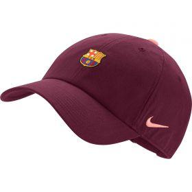 Barcelona Core Cap - Maroon