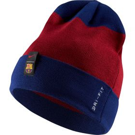 Barcelona Dry Knit Beanie - Red