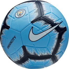 Manchester City Strike Football - Blue - Size 5