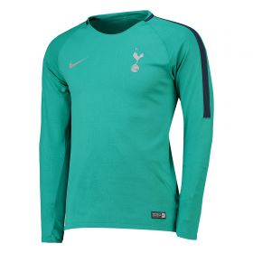 Tottenham Hotspur Pre-Match Top - Green - Long Sleeve