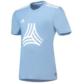 adidas Tango Logo T-Shirt - Blue