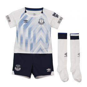 Everton Third Infant Kit 2018-19 with Walcott 11 printing