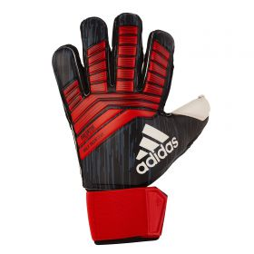 adidas Predator Half Negative Goalkeeper Gloves - Black