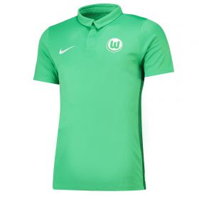 VfL Wolfsburg Core Polo - Green