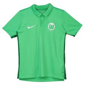 VfL Wolfsburg Core Polo - Green - Kids